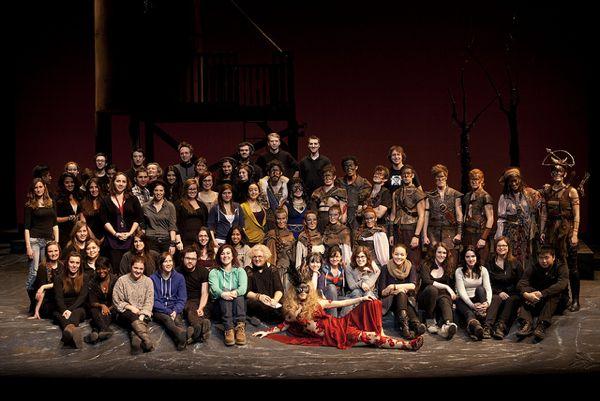 Cast and Crew of Hippolytos