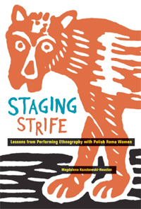 Staging Strife Cover