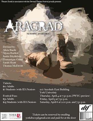 Aragrad Poster