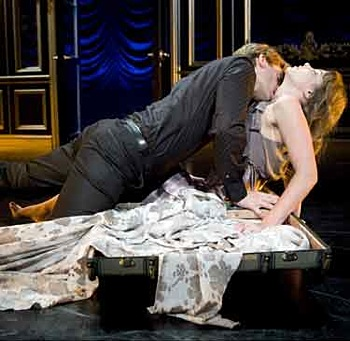 Jill Niedoba in Dangerous Liaisons at the Segal Centre, Montreal