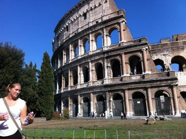 Colliseum in Rom