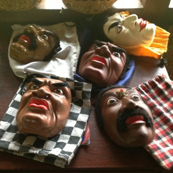 Topeng Masks