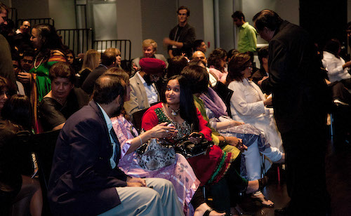 Opening Night of Beyond Bollywood (photo: Yannick Anton)